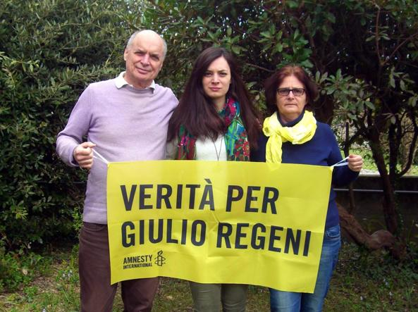 I genitori di Regeni a Bruxelles chiedono concretezza