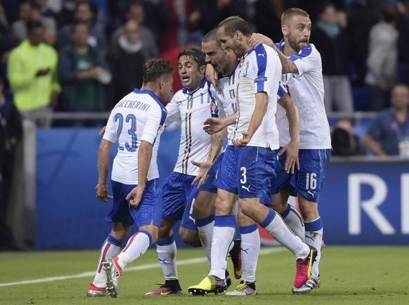 Italia-Croazia, Ottavi di Finale Euro 2016?