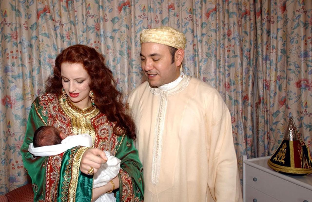 Matrimonio In Giordania : Lalla salma la principessa del marocco che scalza rania