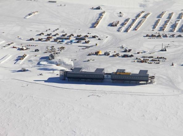 Salvataggio in Antartide, i dettagli della missione (quasi) impossibile
