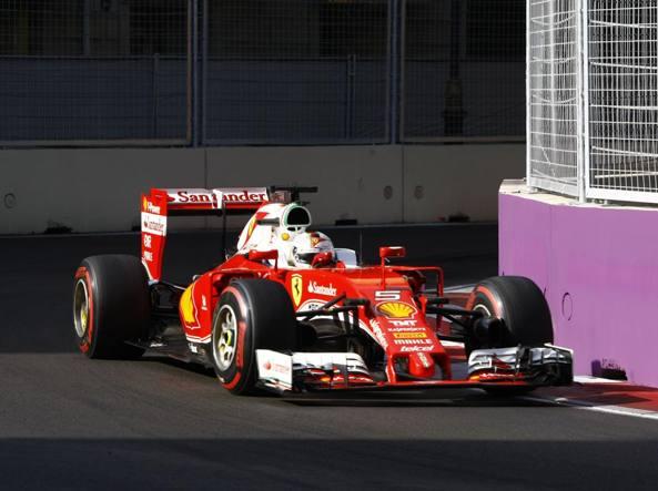 F1, Vettel Vogliamo vincere e dimostrare che siamo i migliori