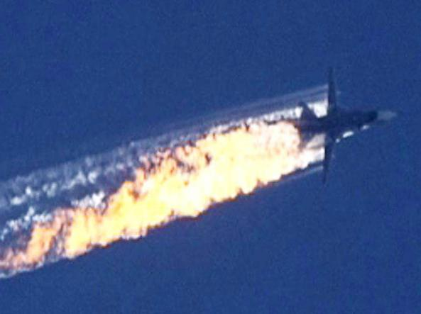 Erdogan si scusa con Putin per il jet abbattuto