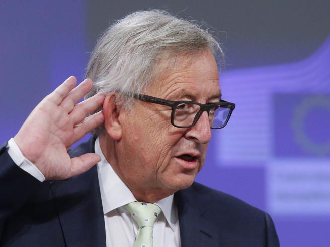 Brexit, Juncker al Parlamento: «Gb, Dettiamo noi l'agenda»Cameron: «Vogliamo mantenere strette relazioni con Ue»