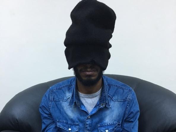 Mahmud Ibrahim, arrestato in Libia