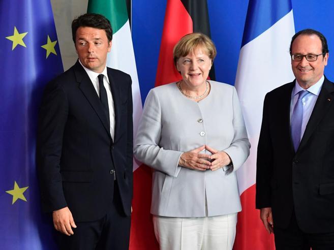 Brexit, Merkel: nessuna accelerazioneCalenda: ora investimenti fuori dal pattoCosa cambia|Pagelle|Imprese in fuga