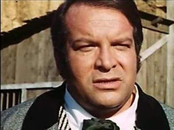 In «Al di là della legge» (1968) un inedito Bud Spencer senza barba