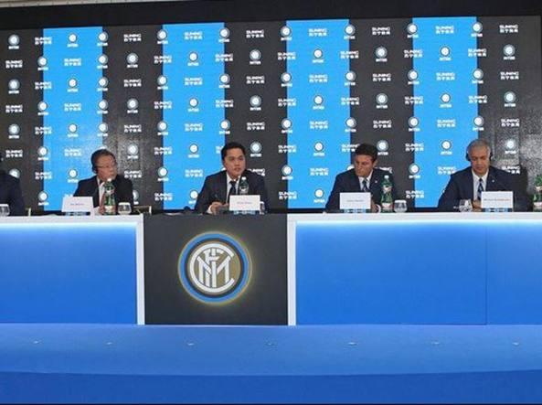 Inter, Thohir ringrazia Moratti