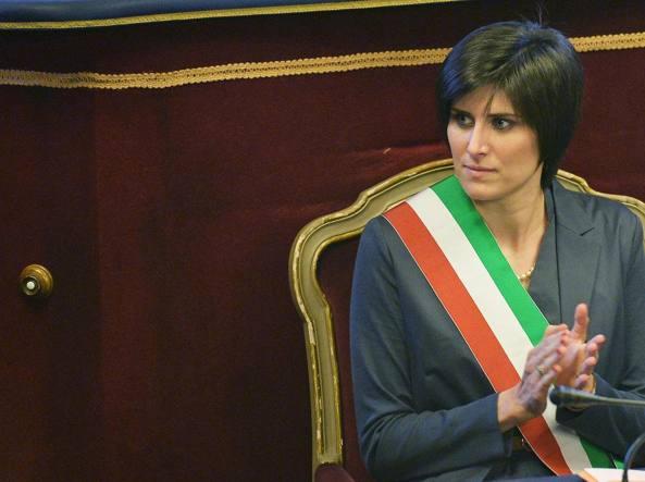 Chiara Appendino: l'insediamento nel Comune di Torino