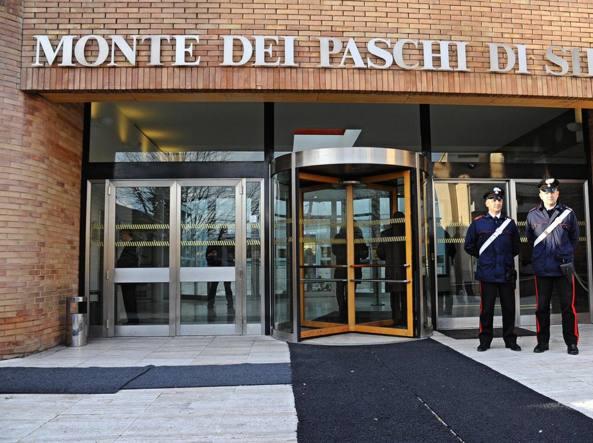 Monte dei Paschi, ispezione Bce mentre il cda è riunito a Siena