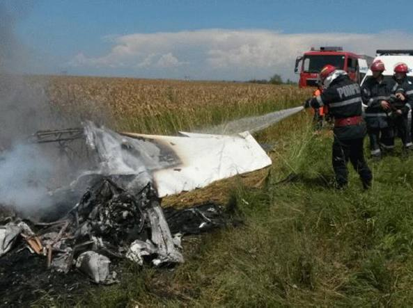 Incidente aereo: morto in Romania industriale di Tavarnelle Val di Pesa (Firenze)