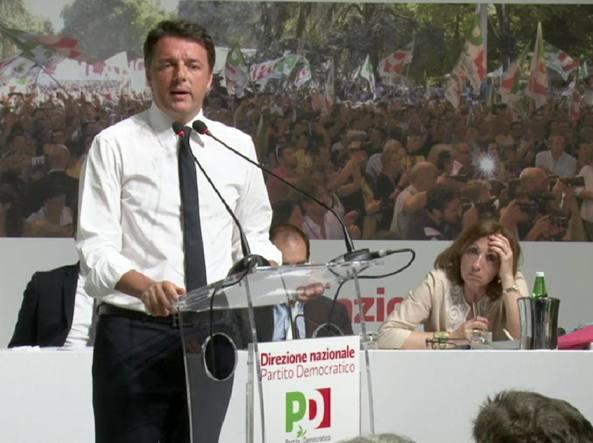 Direzione Pd, Renzi non cede Cuperlo: ci porti alla disfatta