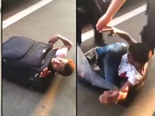 Svizzera, scoperto immigrato: tentava di sconfinare dentro a una valigia