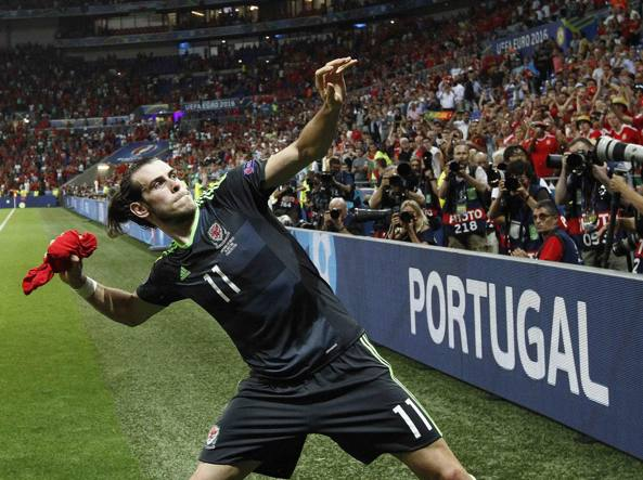Bale (LaPresse)