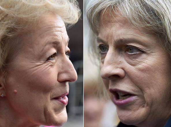 Sfida tra donne per nuovo premier Gb: May vs Leadsom