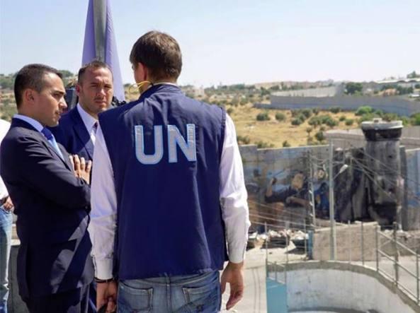 Gaza, la gaffe di Di Maio