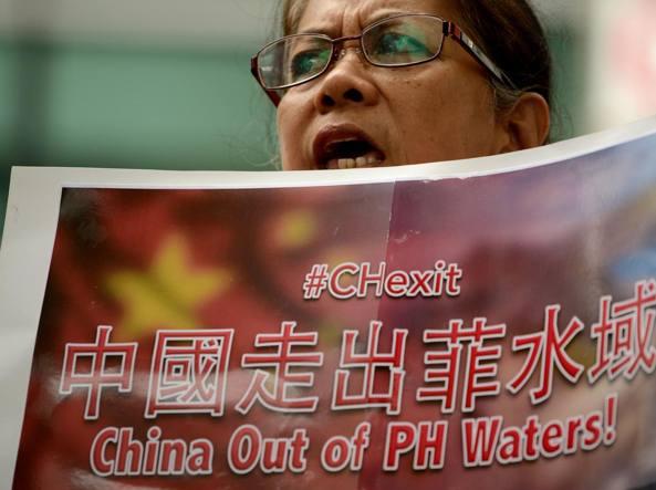 Isole contese, la Cina non ha diritti sul Mar cinese meridionale