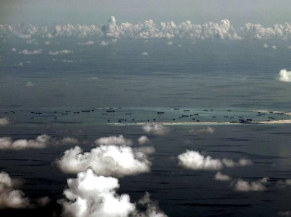 Sulla sovranità sul Mar cinese meridionale Pechino e Taiwan mostrano i muscoli