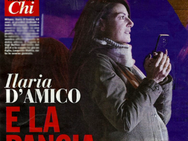 Ilaria D'Amico di nuovo incinta? Le curve da futura mamma della compagna di Gigi Buffon