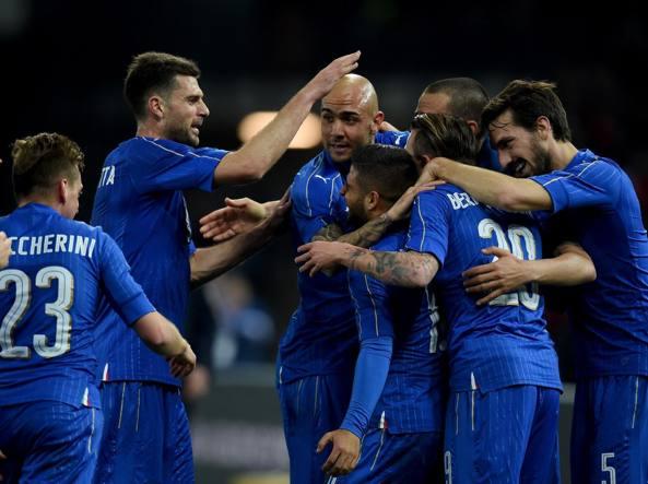 Italia al 10° posto nel ranking Fifa, Conte perde 500 mila euro