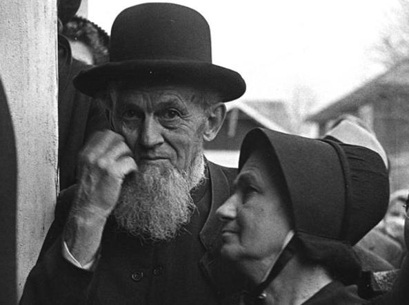 Rappresentati della comunità Amish