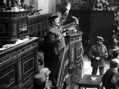 Il golpe (fallito) in Spagna nel 1981