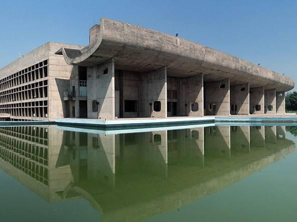 Le opere di Le Corbusier patrimonio dell'Unesco