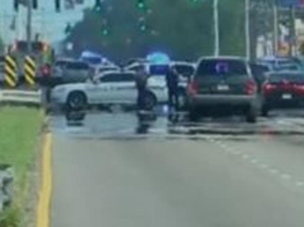 Spari contro la Polizia a Baton Rouge, agenti uccisi