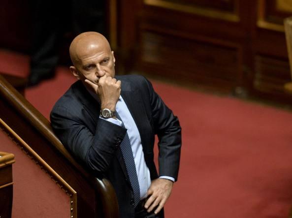 Revocato il mandato parlamentare ad Augusto Minzolini