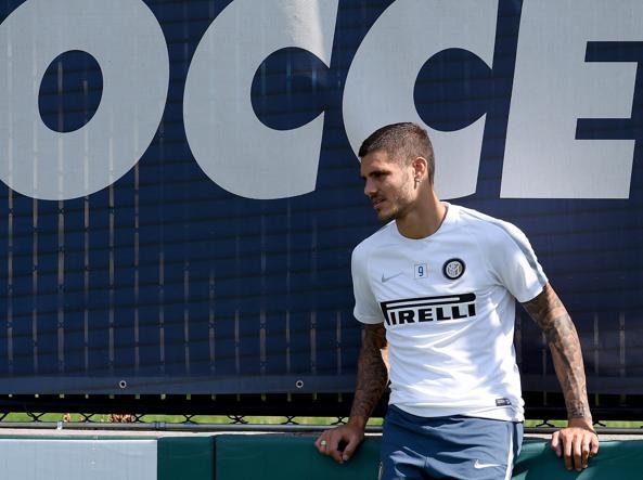 Calciomercato Napoli: intesa di massima con Icardi