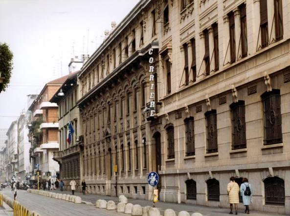 Rcs, da Intesa SanPaolo finanziamento di 140 milioni a Cairo