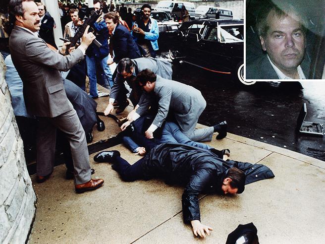 Sparò a Ronald Reagan: torna libero  John Hinckley Jr. Foto