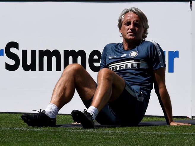 Inter,  stallo contino. Mancini non vede Suning. Thohir: «Credo in lui»