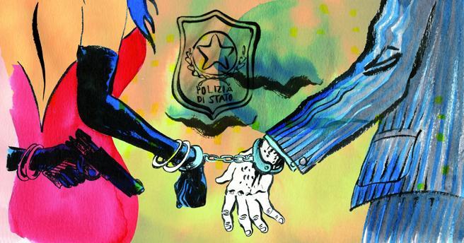 Quando l'indagine è un affare da donne Poliziotte,  ispettrici, commissarie & Co.Ora tocca a voi: scegliete #ilmiogiallo