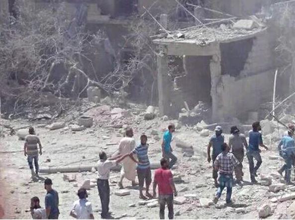 Siria, bombardato ospedale pediatrico a Idlib