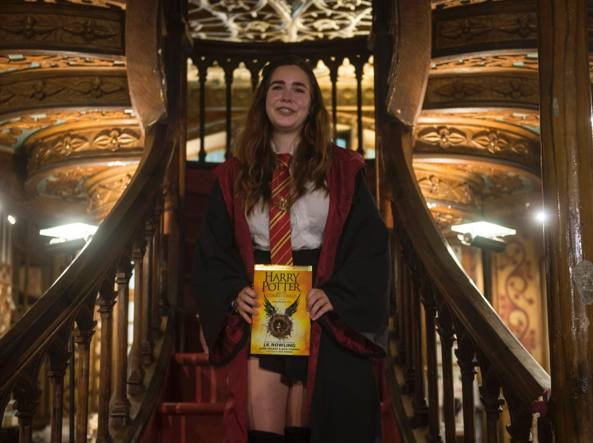 In uscita il nuovo Harry Potter. Prenotazioni record negli USA