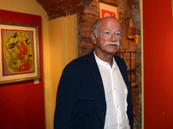 Gino Paoli (Ansa)