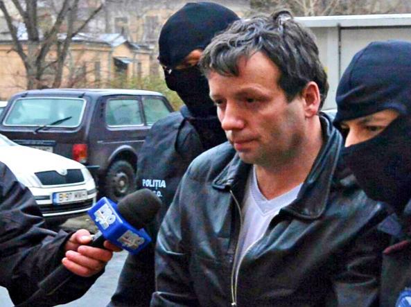 Marcel Lazar alias Guccifer il giorno del suo arresto. A lui si ispira Guccifer 2.0