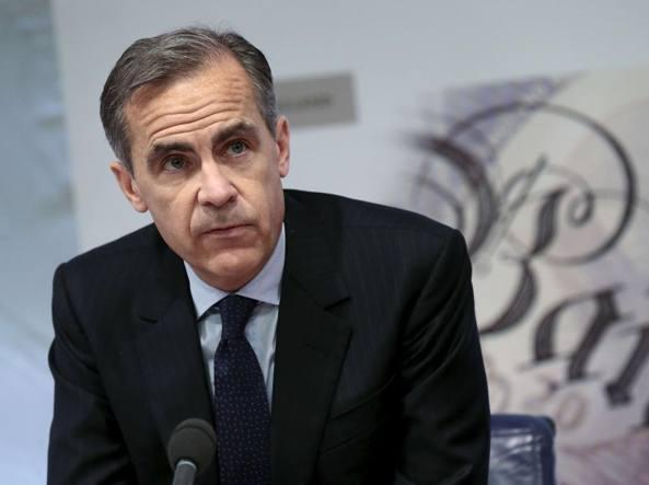 La Bank of England taglia i tassi e il PIL