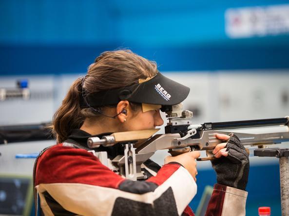 Rio 2016: prima medaglia d'oro è 'made in Usa'
