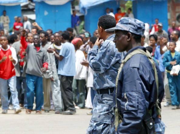 Etiopia, Amnesty Cento persone uccise dalla polizia negli ultimi giorni