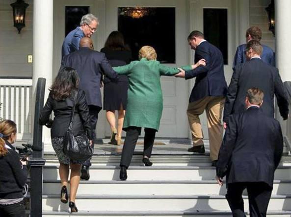 Usa 2016: Hillary Clinton scavalca Trump di 9 punti