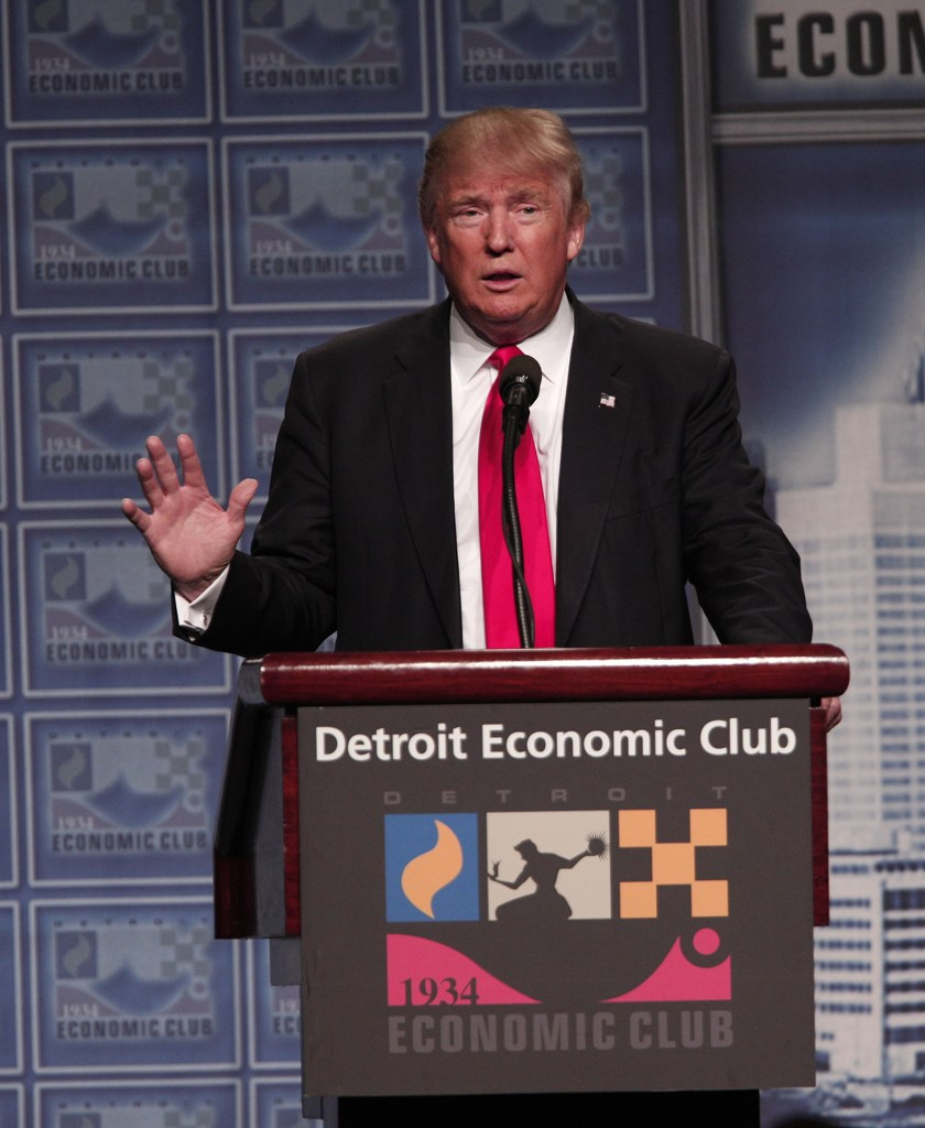 Usa 2016: Trump, Ridurremo Tasse A Aziende Dal 35% Al 15