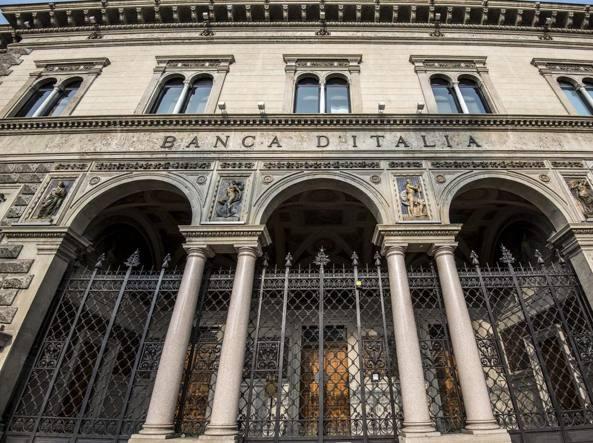 Bankitalia, frena la crescita delle sofferenze a giugno