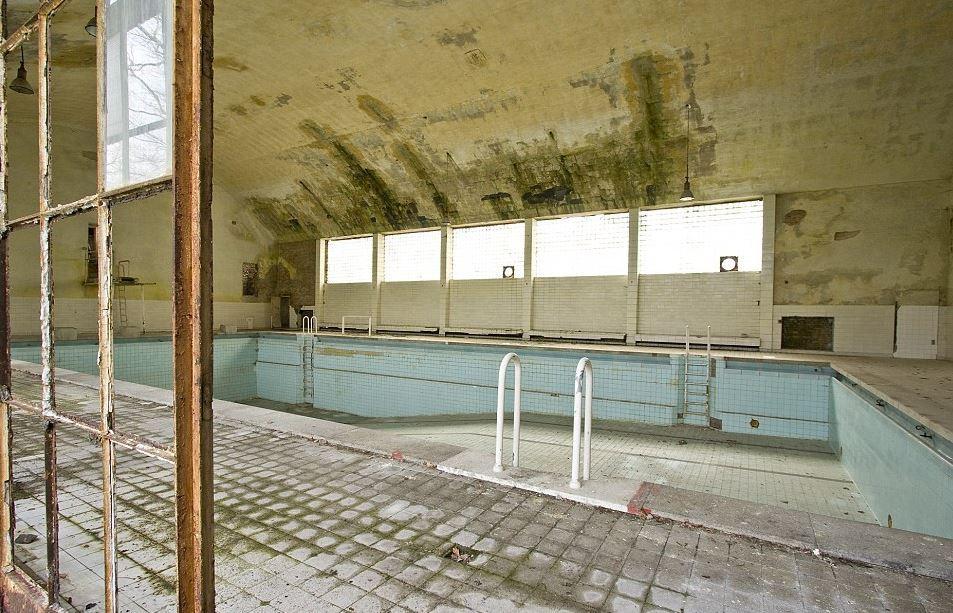 Villaggi olimpici abbandonati di tutto il mondo - Piscina olimpiadi ...