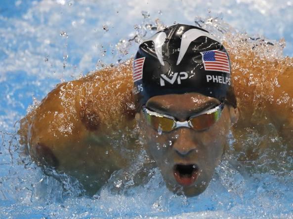 Phelps contro la Efimova: