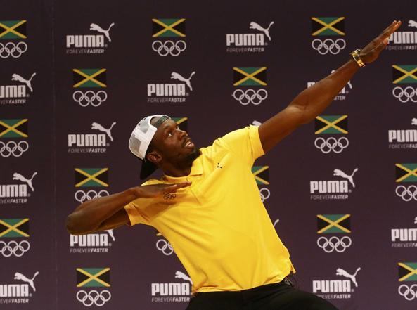 Rio 2016, Bolt vince batteria dei 100 metri in 10.07
