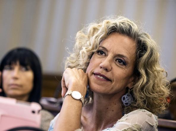 La senatrice Monica Cirinnà (Ansa)