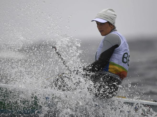 Olimpiadi di Rio 2016, una velista colpita da virus: «Colpadell'acqua inquinata della baia»