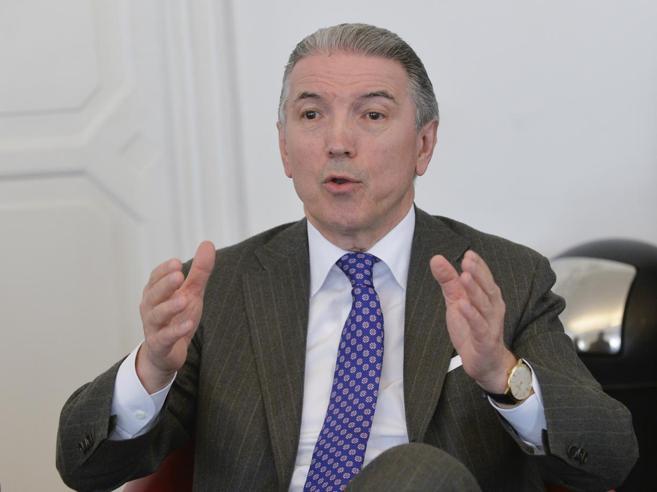 «La ripresa ha bisogno di una spintaOra meno tasse per la produttività»