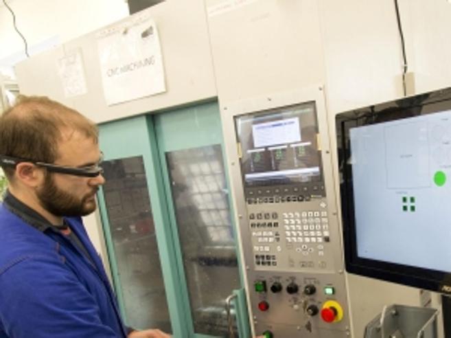 La prima fabbrica 4.0 di McKinsey, in Friuli|Video